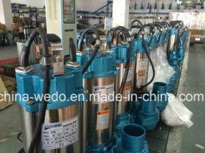 SPA2-70/7-1.3f de la bomba de agua de alcantarillado de acero inoxidable