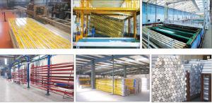 Profili di alluminio di alluminio personalizzati dell'espulsione della costruzione dell'OEM per i portelli e Windows