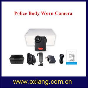 Ambarella A12 der 160 Grad-Weitwinkel2 Meter Shock-Proof Polizei-IP65 Karosserie getragene Videokamera-