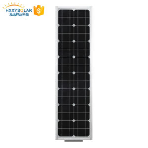 新しいデザイン太陽エネルギー防水LEDの太陽街灯60W