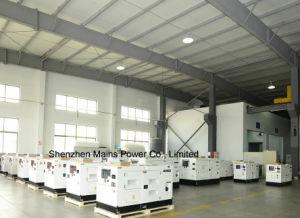 60kVA de 48kw Yuchai Generador Diesel tipo silencioso gabinete