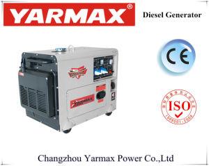 Alto risparmio di temi termico del generatore diesel silenzioso economico