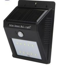 LEDの太陽センサー力の動きによって作動する屋外の壁ライト