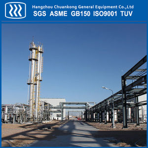 De industriële Vloeibare Installatie van het Aardgas