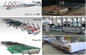 Taille Jombo CNC Machine de découpe de verre