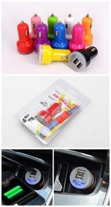 5 В, 1 A Универсальный производитель автомобильное зарядное устройство USB