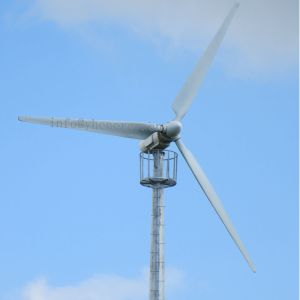 수평한 축선 바람 터빈 30kw