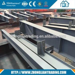 Estructura de acero taller, almacén, edificio de acero