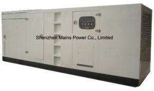 400kVA 320kw Yuchai silencioso Generador Diesel insonorizado tipo 450kVA.