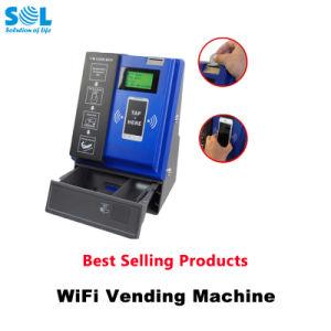 Sol 2019 Coin Contratante Mini Máquina de Venda Automática WiFi novas ideias de negócio