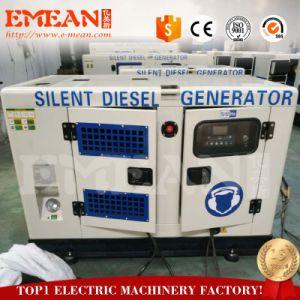 Moteur Perkins Portable Fuelless 125KVA Diesel Generator