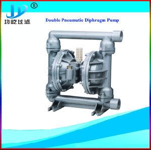 Pompa a diaframma di plastica chimica acida pneumatica dell'aria da 2 pollici