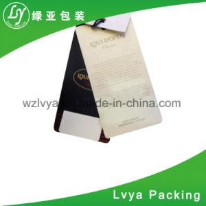 Custom напечатано картон повесьте предупреждающие знаки