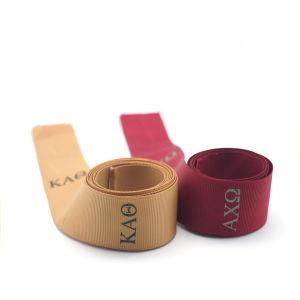 100%年のポリエステル多彩な印刷の単一の直面された昇華リボン
