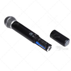 Micrófono sin hilos vocal de Slx24/58A