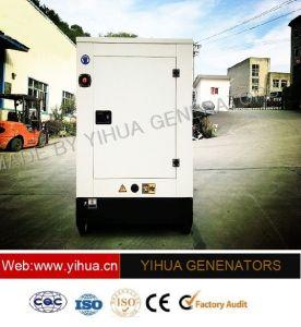 Dcec super leiser Denyo Generator des Kabinendach-16-24kw 50/60Hz Cummins [IC180206b']