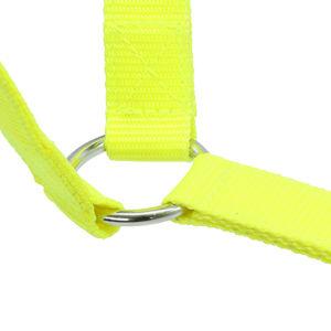 Weiches im Freien Nylonhalter-Gelb