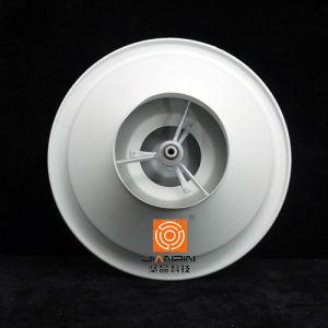L'air conditionné Anneau rond diffuseur Air de décharge pour conduits de chauffage-climatisation et ventilation