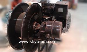 電気油圧グラブのバケツのためのターボクラッチケーブルのドラム