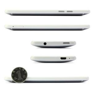 Telefones celulares desbloqueado um Mini Processador 4.3Touchscreen Lte 16GB