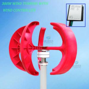 300W 12V vertikaler Wind-Turbine-Generator mit Ladung-Controller