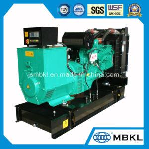 350kw/437.5kVA AC de l'eau de refroidissement haute puissance générateur diesel avec moteur Cummins