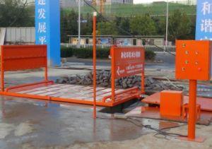 Excelente desempenho de funcionamento de equipamento de lavagem das rodas do veículo