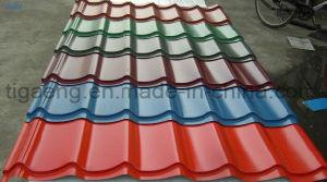 高品質の容易なインストールカラー上塗を施してある旧式なステップタイル