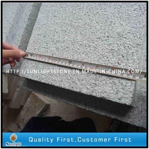 割引安く中国の黒いですか灰色の自然な石造りの屋外の床タイル