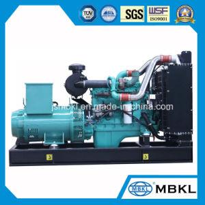 diesel van de Macht van de Brandstof van 450kVA 360kw Cummins Powermax Lage Consumptie Verenigde Generator