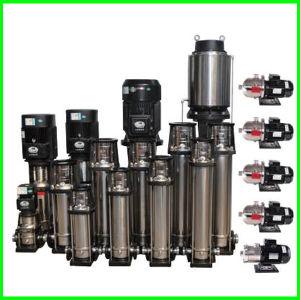 Luz do Motor da Bomba de Água Vertical 2HP