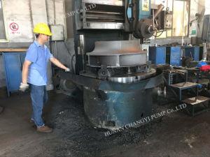 A extremidade horizontal Motor Diesel de sucção da bomba de drenagem de água municipal
