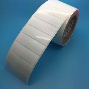 El seguimiento de activos Higgs3 ALN9630 papel en blanco de la etiqueta RFID UHF