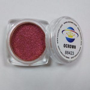 88423 фиолетовый/красный пигмент хамелеон маникюр гель ногтей