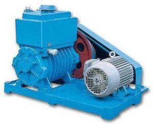La pompe à vide rotative à ailettes (2X-2, 2X8, 2X-15, 2X-30, 2X-70)