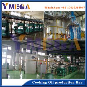 La automatización de alta pequeña refinería de petróleo de la máquina para la cocina comestibles