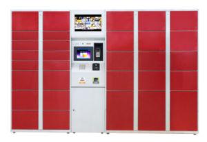 Lcd-Touch Screen Electronice Paket-Schließfach für Anlieferung