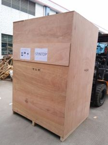 Eis-Würfel-Maschine kommerzielle grosse Kapazitäts-große 1 Tonnen-1000kg
