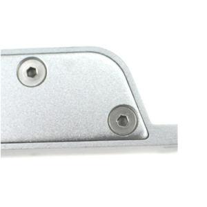 Tamanho Pequeno Auto-travamento Surface-Mounted flexível DC12V Fail Secure bloqueio do parafuso de porta corrediça