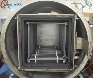 粉末や金および陶磁器の焼結および焼きなましのために使用される真空の炉。 /真空のアニーリングのパテントの製品