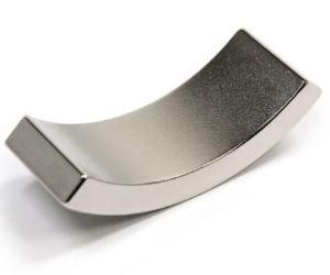 N42sh Arc неодимовых магнитов NdFeB для двигателя