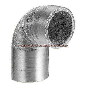 Tube flexible en aluminium pour système de CVC (2~20)