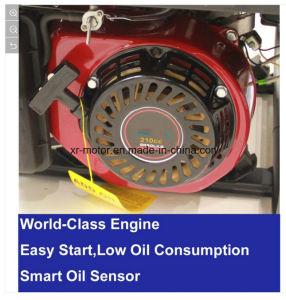 3kw Air-Cooled 100%generador de gasolina de cobre