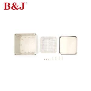 À prova de IP68 Caixa de plástico ABS ARTICULADA 200x200x130mm