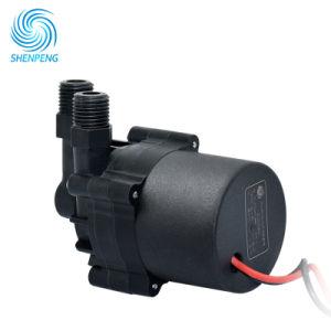 12V ó 24V/Calentador de Agua Solar de bomba de equipo CNC