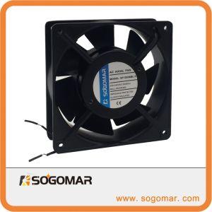 Высокая скорость высокое качество 120X120X38мм 220-240 В переменного тока Вентиляция осевых вентиляторов для охлаждения