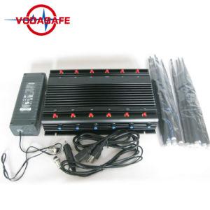 Полный диапазон сигнала блокировки всплывающих окон блокировка для 2g+3G+2.4G+4G+GPS+кражи Lojack+пульт дистанционного управления
