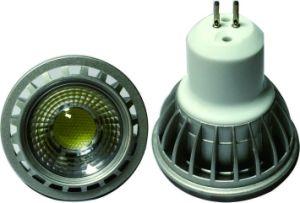 ホテルの穂軸5W GU10/MR16/Gu5.3 LEDのスポットライトの球根