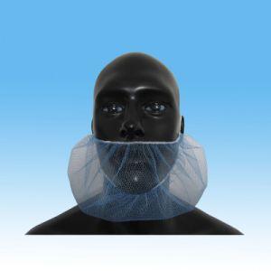 Couvercle de la barbe en nylon jetables pour couvrir la barbe Food Company