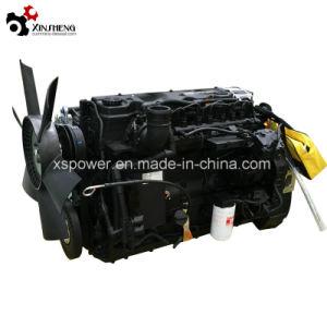 Excavator、Crane、Loader、Drill、Backhoe、ForkliftのためのDongfeng Cummins Engine Qsb6.7-C260